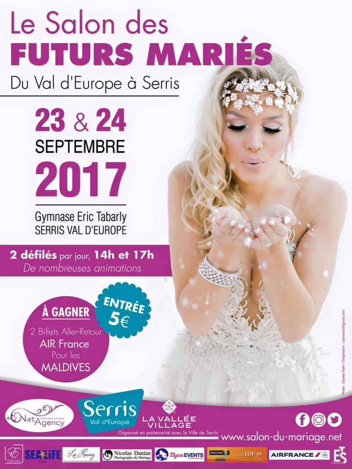 Salon du mariage de val d europe luc hourriez for Salon du chiot troyes 2017
