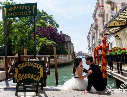 Venez me rencontrer au salon du mariage de Val d'Europe et tentez de gagner un voyage et un shooting photo à Venise