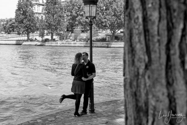 amoureux à paris