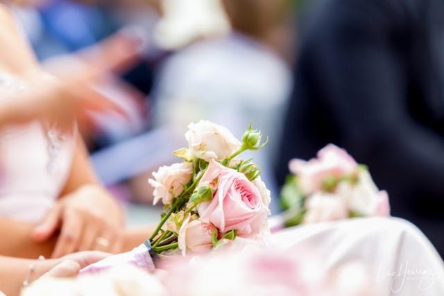 bouquet fleur témoins de mariage