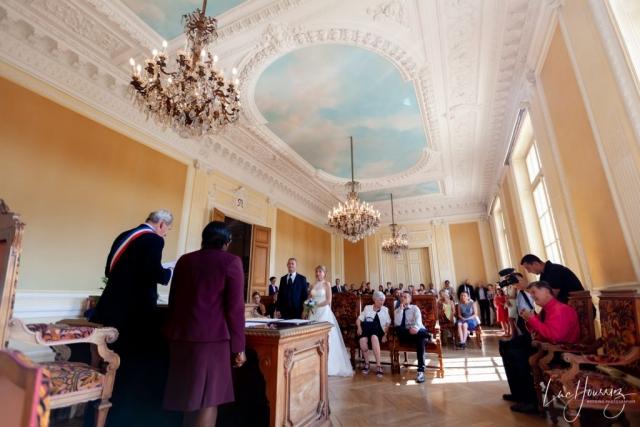 cérémonie mariage mairie à Meaux