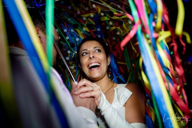danse du parapluie mariage