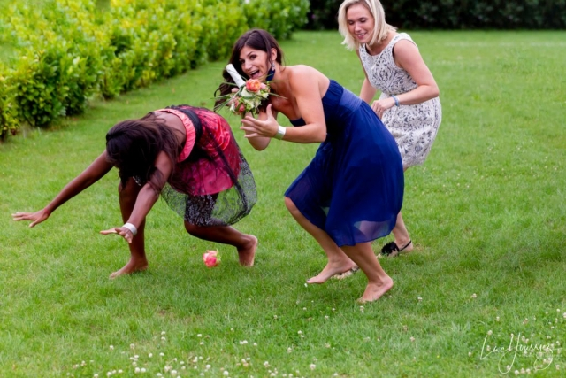 jeter de bouquet mariage