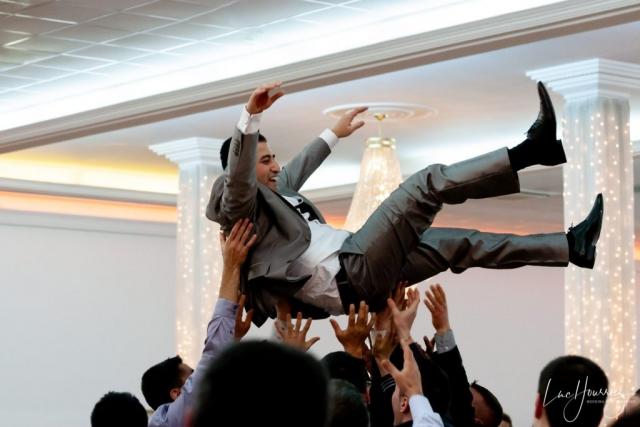 jeter du marié mariage turc