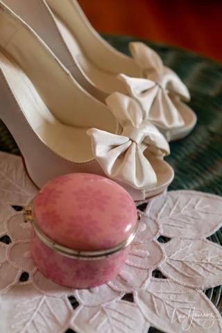jolie chaussure de mariage