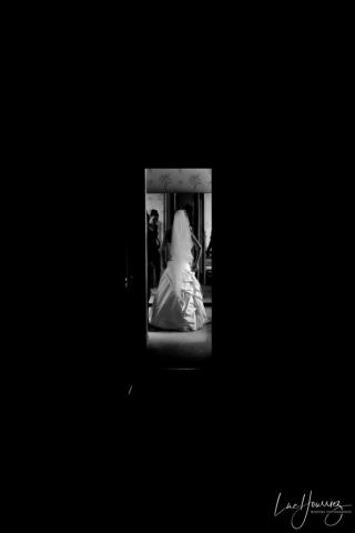 la mariée au fond du couloir
