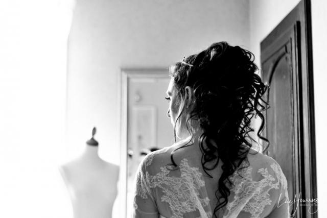 la mariée est prete