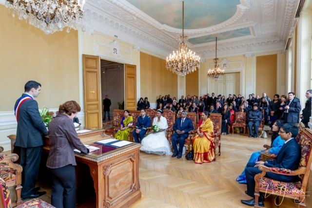 mairie mariage à Meaux