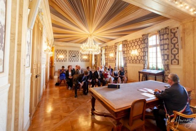mariage à la mairie de paris
