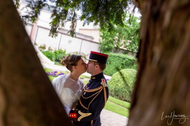 mariage garde republicaine
