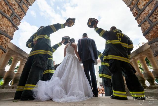 mariage pompier baltimore City