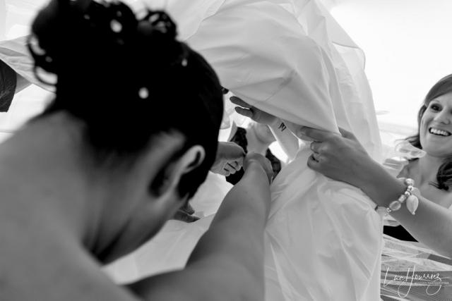 passage de la robe de mariée (2)