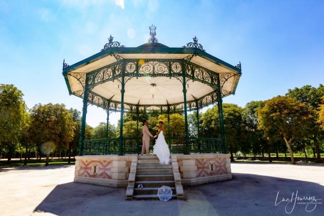 photo de couple mariage à Chalons