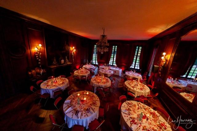 salle reception mariage chateau de nandy