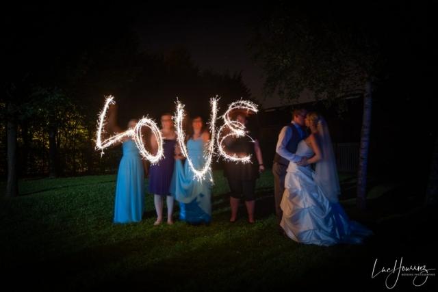 scintillant mariage love