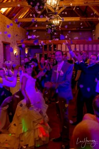 soirée mariage au Château de Bois-le-Roi