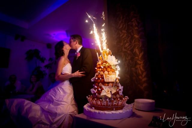 soirée mariage au bois du bon séjours