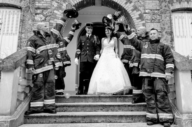 sortie mariage pompier baltimore