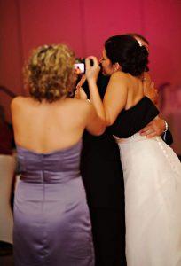 interdire les invités à faire des photos pendant le mariage