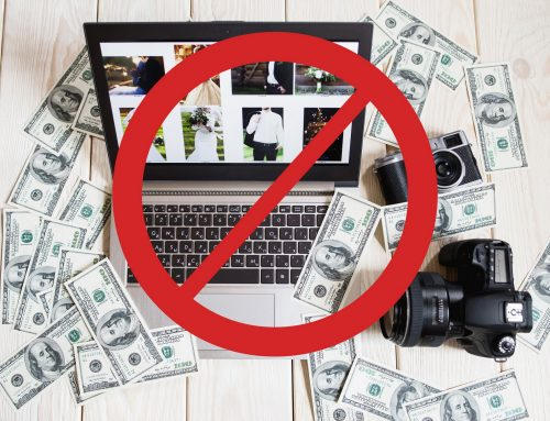 5 raisons de ne pas payer un photographe professionnel pour son mariage