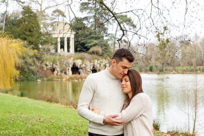 Préparez votre séance engagement entre amoureux