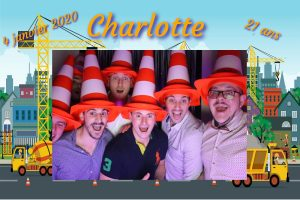 InstantBox Charlotte 21 ans