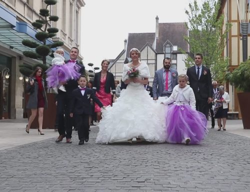 Mariage au Domaine de Changy dans l'Aube
