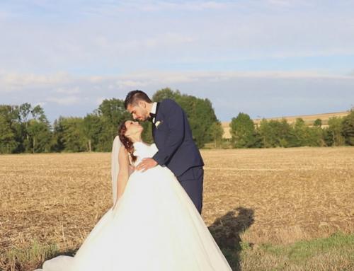Mariage à L'étable de Véronge