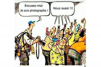 Oncle Charlie VS Un Photographe Professionnel de Mariage