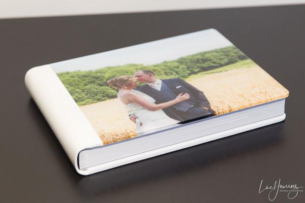 Album de mariage Collection Original avec son coffret Photographe Mariage Troyes