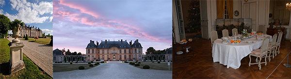 Château de La Motte Tilly Photographe Mariage Troyes