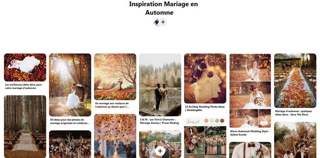 Inspiration Mariage en automne Luc Hourriez photographe de mariage à Troyes