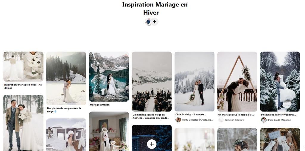 Inspiration Mariage en hiver Luc Hourriez photographe de mariage à Troyes