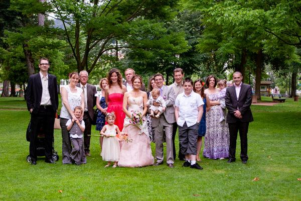 Mariage en petit comité Luc Hourriez Photographe Mariage Troyes
