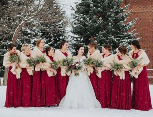 Se marier à Noël