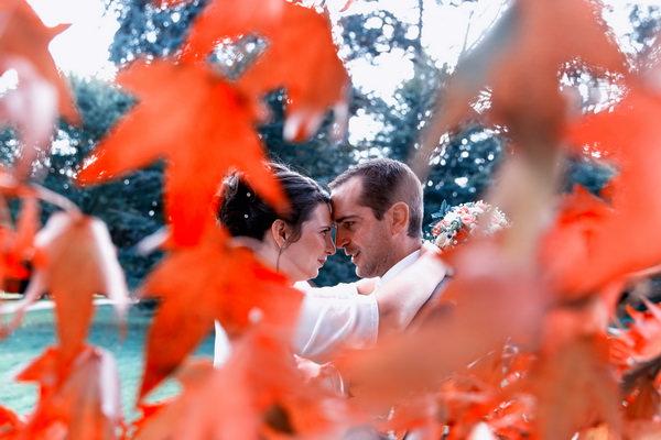 Se marier en automne Luc Hourriez Photographe Mairage Troyes
