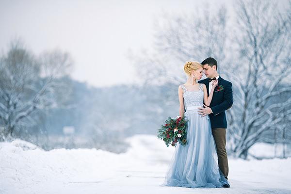 Se marier en hiver Luc Hourriez Photographe Mairage Troyes