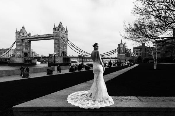 mariée à londres Photographe Mariage Troyes