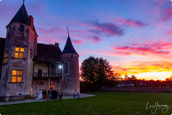 Château ou salle des fêtes pour son mariage