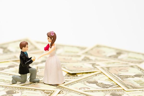 Combien coûte un mariage en 2021 ?